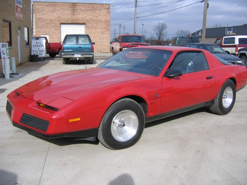 TransAm, 1982, 9k Oiriginal Miles, One Owner
